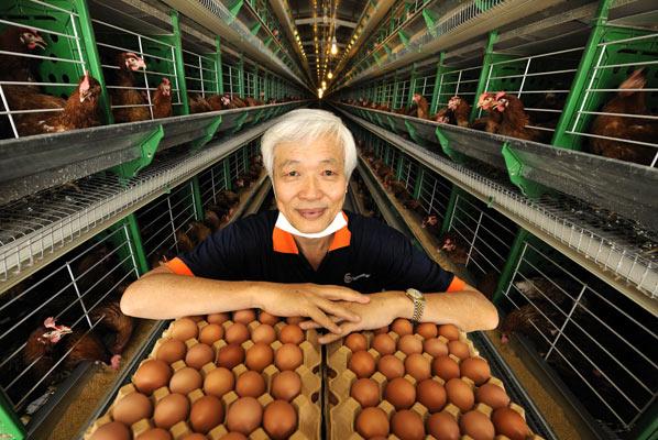 Kisah Sukses Nelayan Chian Song Kun